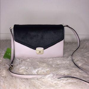 Calf Hair Kate Spade Crossbody Handbag